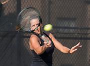 09.08.2017 -WUSTL Women's tennis.<br /> <br /> Photo by Mary Butkus/WUSTL Photos