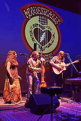 acoustically speaking opening for The Gracia Project. The Ridgefield Playhouse on June 27, 2015.