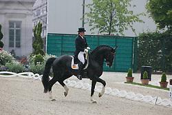Domingo Coll Jordi - Prestige<br /> CHIO Aachen 2008<br /> Photo © Hippo Foto