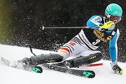 NEUREUTHER Felix  of Germany during the 1st Run of Men's Slalom - Pokal Vitranc 2013 of FIS Alpine Ski World Cup 2012/2013, on March 10, 2013 in Vitranc, Kranjska Gora, Slovenia.  (Photo By Vid Ponikvar / Sportida.com)