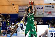 Rich Jason<br /> Betaland Capo d'Orlando - Sidigas Avellino <br /> Campionato Basket Lega A 2017-18 <br /> Capo d'Orlando 22/04/2018<br /> Foto Ciamillo-Castoria