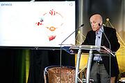 Prof Carlo Brugnara at the Orreco Science Summit, Glenlo Abbey Hotel, Galway, 25.10.16