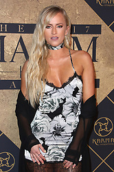 Actress Danielle Moinet at The 2017 MAXIM Hot 100 Party, produced by Karma International, held at the Hollywood Palladium in celebration of MAXIM's Hot 100 List on June 24, 2017 in Los Angeles, CA, USA (Photo by JC Olivera) *** Please Use Credit from Credit Field ***