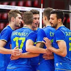 20150925: GER, Volleyball - Four Nations Tournament, Slovenia vs Serbia
