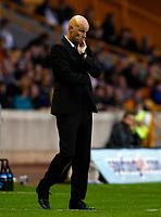 Football- Championship- Wolverhampton Wanderers vs. Barnsley- Wolves manager Stale Solbakken at Molineux