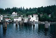CS00904-20. Orcas Island ferry slip, Washington State, ca. 1955-1957