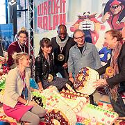 NLD/Haarlem/20121208 - Premiere Wreck - It Ralph, cast