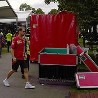 11.03.2020, Albert-Park, Melbourne, FORMULA 1 ROLEX AUSTRALIAN GRAND PRIX 2020<br /> , im Bild<br />Sebastian Vettel (GER#5), Scuderia Ferrari Mission Winnow<br /> <br /> Foto © nordphoto / Bratic