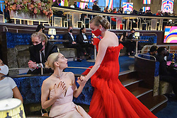Vanessa Kirby and Amanda Seyfried during the live ABC Telecast of The 93rd Oscars® at Union Station in Los Angeles, CA, USA on Sunday, April 25, 2021. Photo by Richard Harbaugh/A.M.P.A.S. via ABACAPRESS.COM