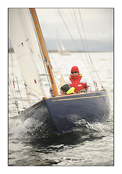 Day three of the Fife Regatta, Cruise up the Kyles of Bute to Tighnabruaich<br /> <br /> Coralie, Ewan McEwan, GBR, Bermudan Sloop, Wm Fife 3rd, 1928<br /> <br /> * The William Fife designed Yachts return to the birthplace of these historic yachts, the Scotland's pre-eminent yacht designer and builder for the 4th Fife Regatta on the Clyde 28th June–5th July 2013<br /> <br /> More information is available on the website: www.fiferegatta.com