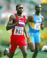 Friidrett, 23. august 2003, VM Paris,( World Championschip in Athletics),    Eric Milazar 400 meter