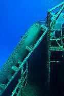 Port side, USS Kittiwake