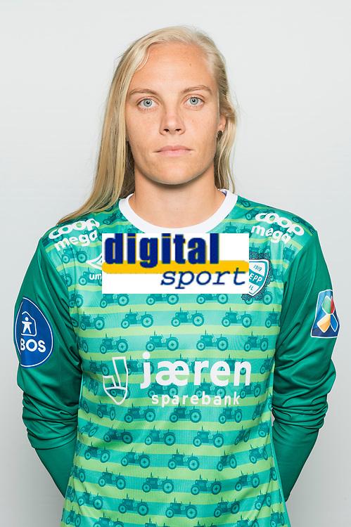 Fotball , Toppserien 2019 , portrett , portretter , Klepp , Tameka Butt , Foto: Astrid M. Nordhaug