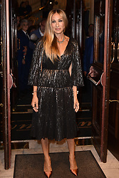 May 29, 2019 - London, United Kingdom - Sarah Jessica Parker seen during The Starry Messenger' press night at Wyndham's Theatre in London. (Credit Image: © James Warren/SOPA Images via ZUMA Wire)