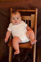 Portrait of an infant