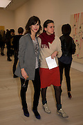 SOPHIE HUNTER; ELOISE FORNIELES , Unveiled; New art from the Middle East. The Saatchi Gallery in partnership with Phillips de Pury. Saatchi Gallery. King's Rd. London. 29 January 2009 *** Local Caption *** -DO NOT ARCHIVE-© Copyright Photograph by Dafydd Jones. 248 Clapham Rd. London SW9 0PZ. Tel 0207 820 0771. www.dafjones.com.<br /> SOPHIE HUNTER; ELOISE FORNIELES , Unveiled; New art from the Middle East. The Saatchi Gallery in partnership with Phillips de Pury. Saatchi Gallery. King's Rd. London. 29 January 2009