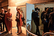 NANCY OAKLEY; JEFFERSON HACK; ANOUK LEPERE, Prada Congo Benefit party. Double Club. Torrens Place. Angel. London. 2 July 2009.