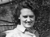 Elizabeth McElhinney, aged 59, Londonderry, Co Londonderry, N Ireland, UK, was one of 9 fatalities when 3 bombs exploded at intervals without warning in the village of Claudy on 31st July 1972. 197605110260, 260/76.<br /> <br /> Copyright Image from Victor Patterson, 54 Dorchester Park, Belfast, UK, BT9 6RJ<br /> <br /> t1: +44 28 9066 1296 (from Rep of Ireland 048 9066 1296)<br /> t2: +44 28 9002 2446 (from Rep of Ireland 048 9002 2446)<br /> m: +44 7802 353836<br /> <br /> victorpattersonbelfast@gmail.com<br /> victorpatterson@me.com<br /> <br /> www.victorpatterson.com<br /> <br /> Please see my Terms and Conditions of Use at https://www.victorpatterson.com/page2<br /> It is IMPORTANT that you familiarise yourself with them.<br /> <br /> Images used on the Internet incur an additional cost and must be visibly watermarked i.e. © Victor Patterson within the body of the image and copyright metadata must not be deleted. Images used on the Internet have a size restriction of 4kbs and are chargeable at rates available at victorpatterson.com.<br /> <br /> This image is available only for the use of the download recipient i.e. television station, newspaper, magazine, book publisher, etc, and must not be passed on to any third party. It is also downloaded on condition that each and every usage is notified within 7 days to victorpatterson@me.com<br /> <br /> The right of Victor Patterson (or the named photographer) to be identified as the author is asserted in accordance with The Copyright Designs And Patents Act (1988). All moral rights are asserted.