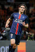 Edinson Roberto Paulo Cavani Gomez (psg) (El Matador) (El Botija) (Florestan) during the French Championship Ligue 1 football match between Paris Saint Germain and ES Troyes AC on November 28, 2015 at Parc des Princes stadium in Paris, France. Photo Stephane Allaman / DPPI