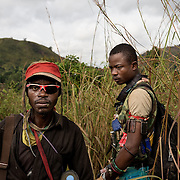 December 4th 2013, hidden in the mountains that surround Bangui, the Anti Balaka (Christian militias) and former FACA soldiers get ready to attack Bangui. Their plan is to kill the Seleka and the Muslim who cooperate with them. <br /> <br /> The spokesperson says they are a few thousands places around the capital waiting for the green light to attack the city. <br /> The attack takes place on the next day.