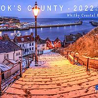 WHITBY COASTAL EDITION CALENDAR 2022