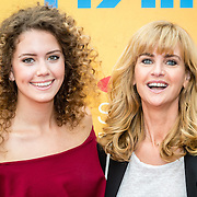 NLD/Breda/20160925 - Premiere Hair, Emma Deckers en moeder Daphne Deckers
