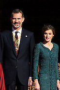 111716 Spanish Royals Attend Opening of the 12nd Legislature