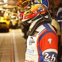 Raymond Narac, Porsche driver, Le Mans 24H 2014 (Saturday, 14 June)