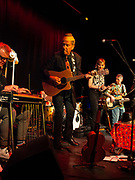 Hank Wangford and The Lost Cowboys perform at The Bridport Hat Festival 2019