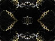 Titanomaquia / creación artística de formación planetaria / serie cosmos.