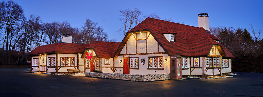 Little Pub - Old Saybrook, CT by Joe Sepot Architects