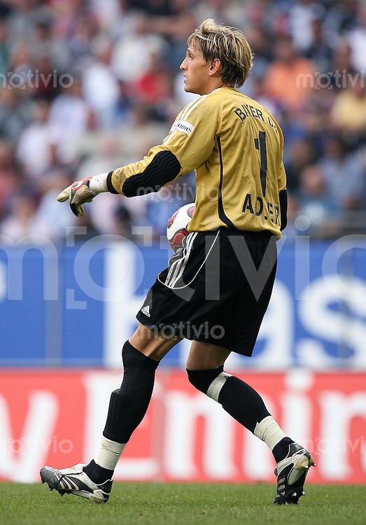 FUSSBALL     1. BUNDESLIGA    SAISON 2007/2008 Torwart Rene ADLER (Bayer 04 Leverkusen)