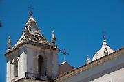 Viana_ES, Brasil...Detalhes arquitonicos da Igreja da Matriz em Viana...Architectural detail of Igreja da Matriz in Viana...Foto: LEO DRUMOND / NITRO