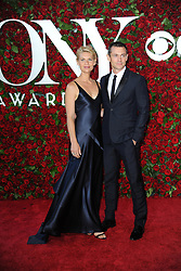 June 12, 2016 - New York, NY, USA - June 12, 2016  New York City..Claire Danes and Hugh Dancy attending the 70th Annual Tony Awards at The Beacon Theatre on June 12, 2016 in New York City. (Credit Image: © Kristin Callahan/Ace Pictures via ZUMA Press)