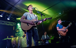 22.06.2019, Baumbar Areal, Kaprun, AUT, Austropop Festival, im Bild Endlich Montag // during the Austropop Music Festival in Kaprun, Austria on 2019/06/22. EXPA Pictures © 2019, PhotoCredit: EXPA/ JFK