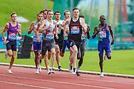 Men's 800m during the Muller Grand Prix at Alexander Stadium, Birmingham, United Kingdom on 18 August 2019.