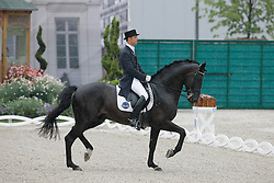 Van Ingelgem Stefan (BEL) - Withney vh Waaihof<br /> CHIO Aachen 2008<br /> Photo © Hippo Foto