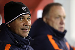 Netherlands assistant manager Ruud Gullit