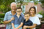 Johnson Family Portrait