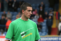 Gary Dicker. Stockport County FC 1-2 Colchester United FC. Coca-Cola League 1. 18.8.08