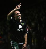 Watford v Norwich City 111208