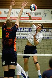 20170125 NED: Beker, Sliedrecht Sport - Seesing Personeel Orion: Sliedrecht<br />Gerard Baan (10) of Sliedrecht Sport <br />©2017-FotoHoogendoorn.nl / Pim Waslander