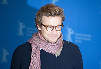 Actor Simon Baker at the photocall for the film High Ground at the 70th Berlinale International Film Festival, on Sunday 23rd February 2020, Hotel Grand Hyatt, Berlin, Germany. Photo credit: Doreen Kennedy