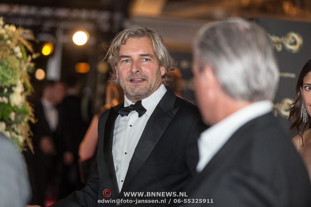 NLD/Amsterdam/20171012 - Televizier-Ring Gala 2017, Victor Reinier