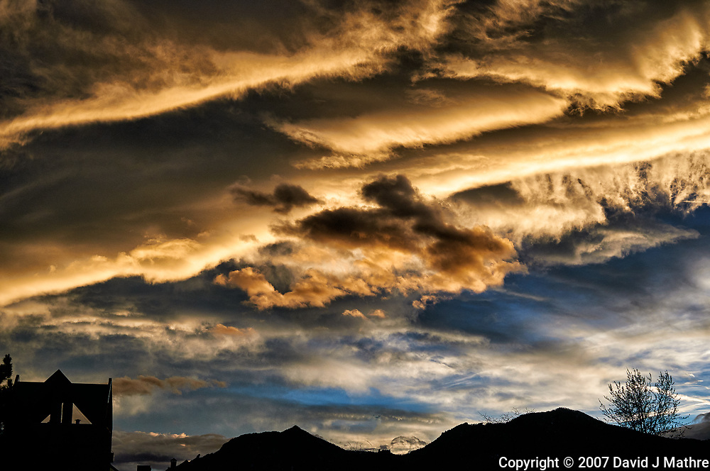 Ominous Winter Clouds Over Boulder. Image taken with a Nikon D300 camera and 17-35 mm f/2.8 lens (ISO 200, 17 mm, f/5.6, 1/1250 sec).