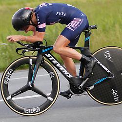 KNOKKE HEIST (BEL) July 10 CYCLING: <br /> 3th Stage Baloise Belgium tour Time Trial: Yara Kastelijn