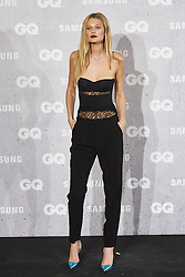 November 3, 2016 - Madrid, Madrid, Spain - Toni Garrn attends the GQ 2016 Men of the Year Awards ceremony at the Palace Hotel on November 3, 2016 in Madrid, Spain. (Credit Image: © Jack Abuin via ZUMA Wire)