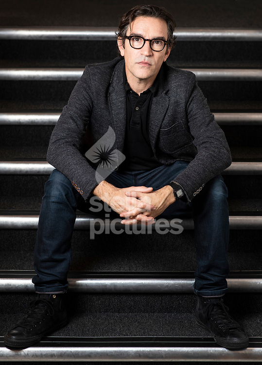 English stage and screen actor, Ben Chapman, pictured at The Old Vic, Waterloo<br /> Picture by Daniel Hambury/@stellapicsltd 07813022858<br /> 16/04/2018