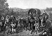 Expulsion of Jews from Spain 1492 Jewish families flee Castille