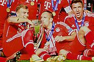 Bayern Munich v Chelsea 300813